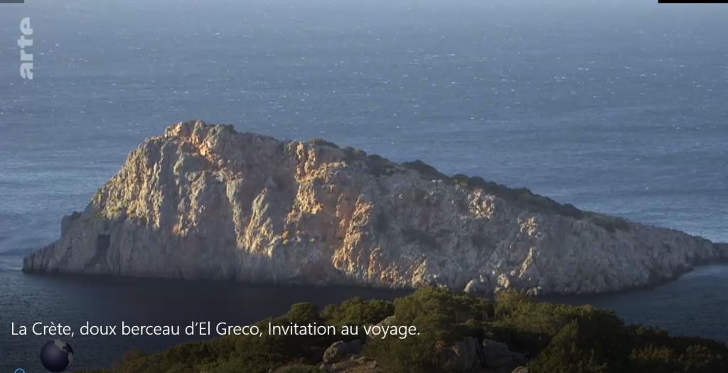 La Crète, doux berceau d'El Greco, Invitation au voyage