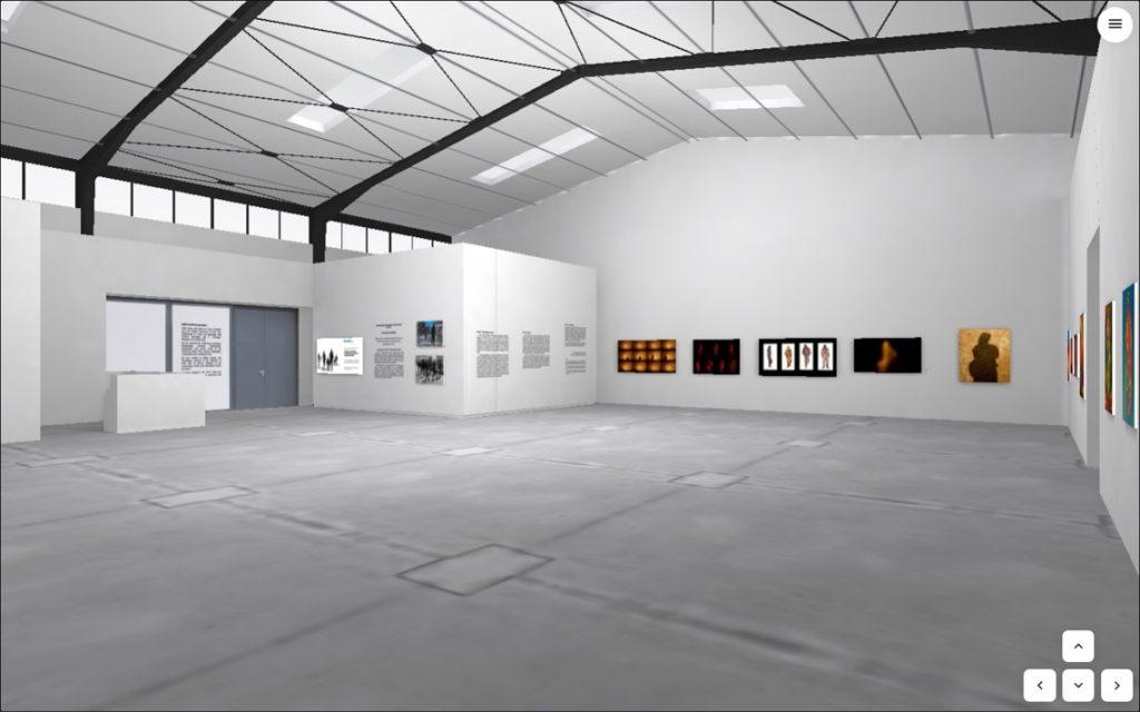 KOUNALIS Konstantinos Virtual Painting Exhibition